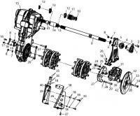Трансмиссия S10600700-01